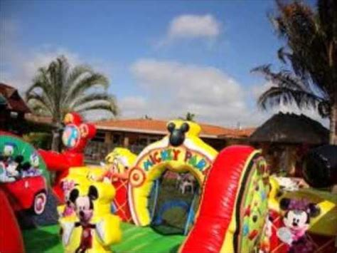 club house miami party rental miami mickey mouse club house learning park part 1 youtube