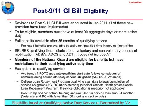 Certificate Of Eligibility Letter Gi Bill Post 9 11 Gi Bill February 2013
