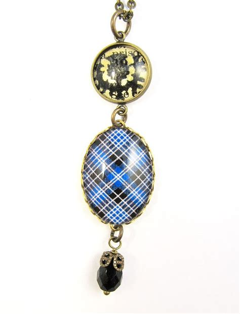 scottish tartan jewelry ancient series by