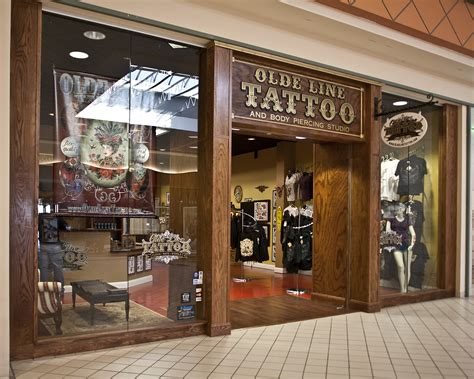tattoo studio studio olde line