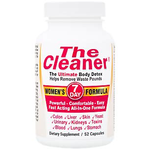 Nc 7 Day Detox by Product Image For The Cleaner 7 Day S Formula 52