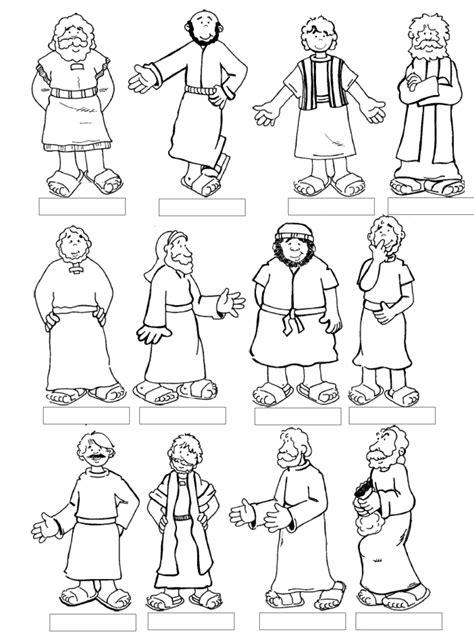 Les apôtres de Jésus (visuels images et diaporamas)