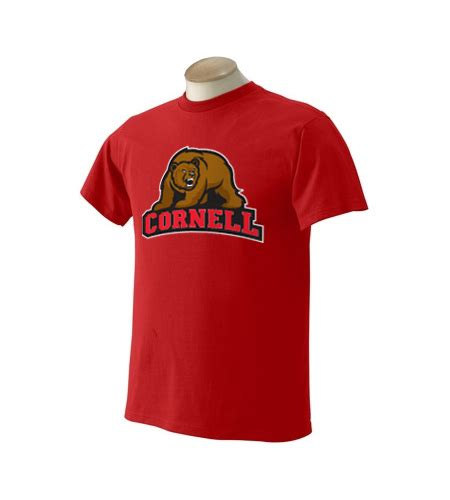 cornell colors cornell 5 color t shirt t shirt express
