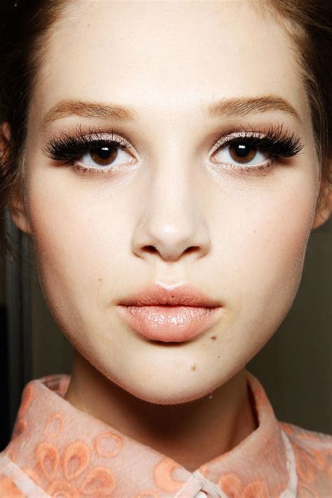 Top 7 Makeup Tricks For Winter by 17 Best Images About Brown On Lashes