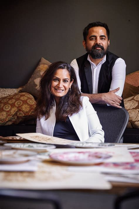 monica bhargava pottery barn debuts holiday product collaboration with