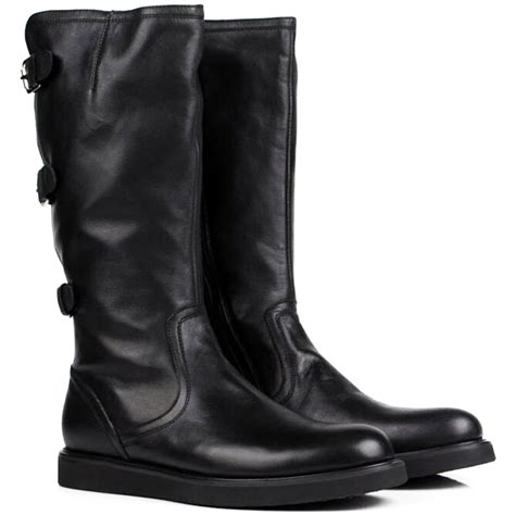 mens leather knee high boots boots mens boots genuine leather knee high