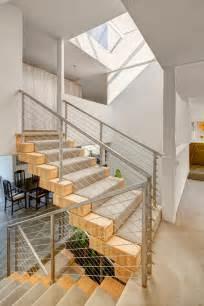 decorative metal handrails stair railings staircase craftsman with metal railing