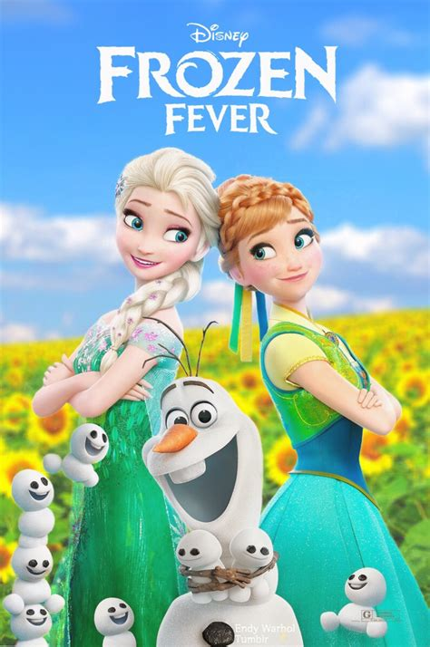 film frozen bahasa malaysia frozen fever poster fan made elsa and anna photo