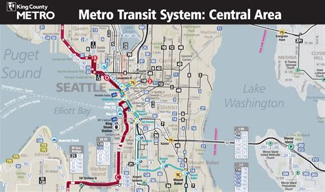 Metro Light Rail Schedule by Every City With A Transit Network Should Copy