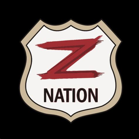 Hoodie Z Nation black t shirt z nation