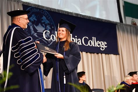 Columbia Mba Graduation 2017 by Photo Gallery Columbia College Recognizes Graduates At