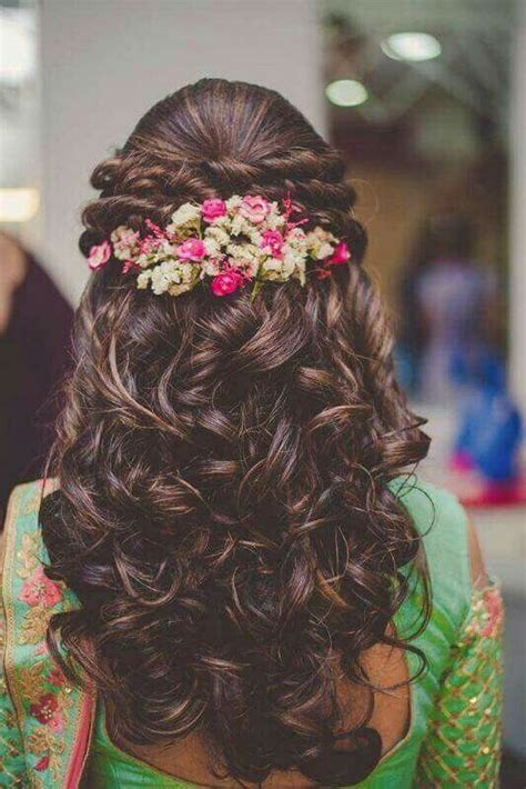 Wedding Hairstyles For Reception by 25 Gorgeous Indian Hairstyles Ideas On Indian