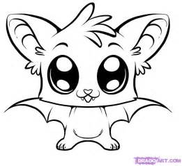 superphoto draw cute bat step forest animals