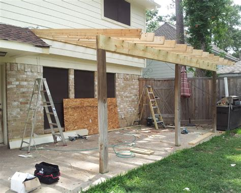 Patio Construction Ideas by 403 Forbidden