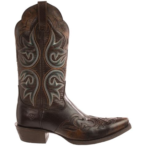 ariat cowboy boots for 9140x save 65