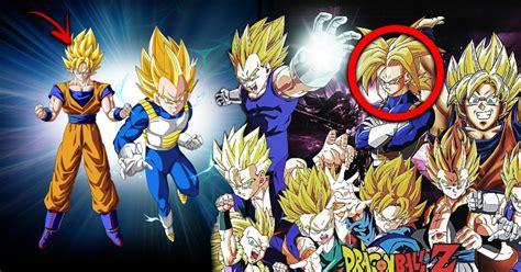 imagenes de goku transformaciones 4 curiosidades de los super saiyajins que no conoc 237 as
