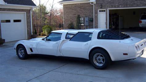 1975 chevrolet corvette 4 door custom s9 indianapolis 2009