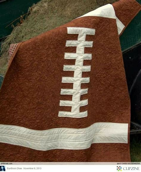Football Quilts by Football Quilt Quilting
