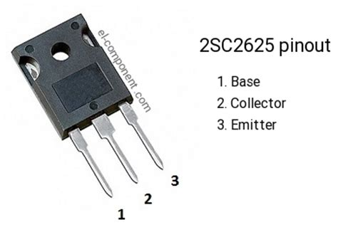 bipolar transistor zener 2sc2625 n p n transistor complementary pnp replacement pinout pin configuration substitute