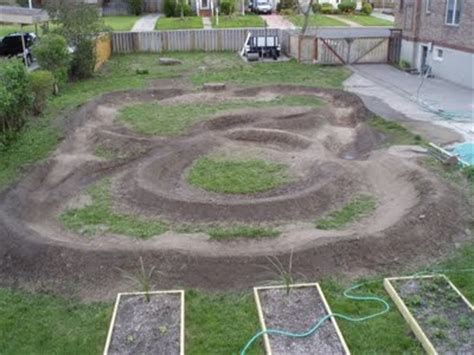 backyard pumptrack 18 best back yard pump tracks images on pinterest cycling live and bicycle