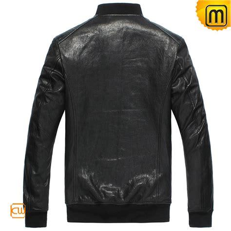 jacket design maker designer mens leather bomber jacket cw850335
