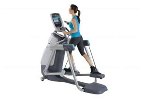 precor commercial series adaptive motion trainer with open experience series amt 174 865 with open stride adaptive