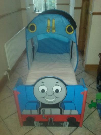 thomas the tank engine headboard thomas the tank engine bed and mattress for sale in