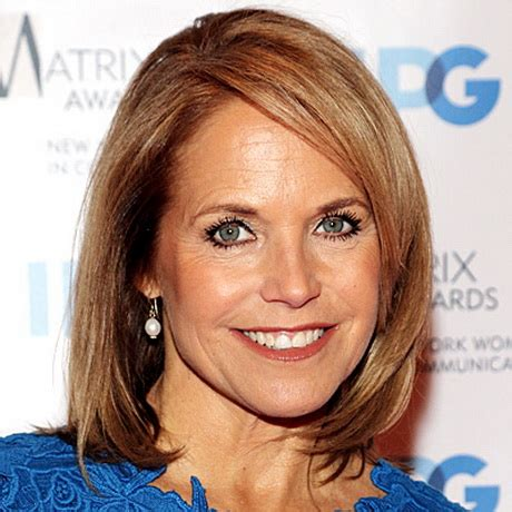 katie couric hairstyles over the years katie couric haircut