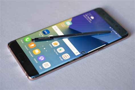 Samsung Note 7 5 Reasons To Buy The Samsung Galaxy Note 7