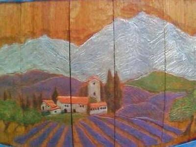 paint with a twist the falls wine barrel carvings