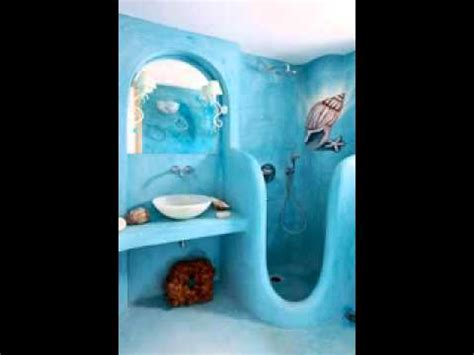 Easy diy beach bathroom design decorating ideas youtube