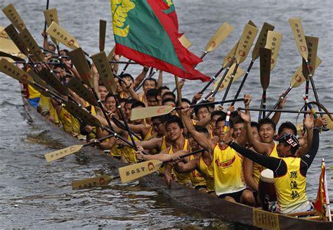 parts of a dragon boat dragon boat racing in hong kong