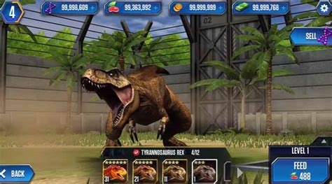 jurassic world mobile game mod image gallery terminator 1 game