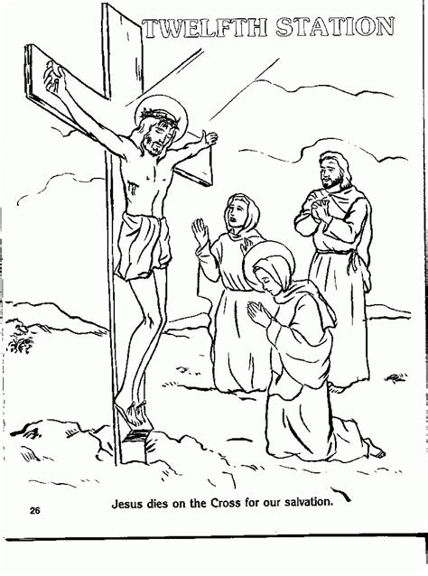 catholic coloring pages pdf catholic coloring pages stations of the cross 390 free