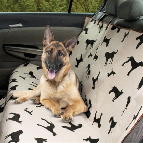 car seat protector for dogs travel accessory with your pet seat cover wishforpets