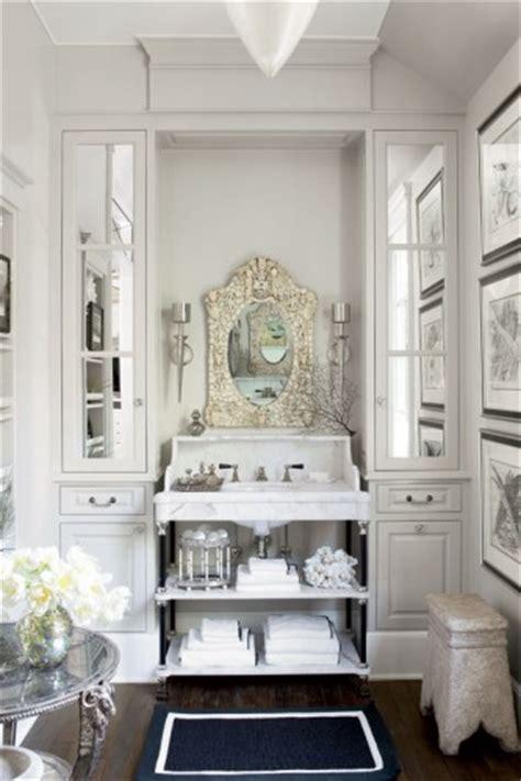 veranda magazine bathrooms remodelaholic elegant master bath remodel with built in