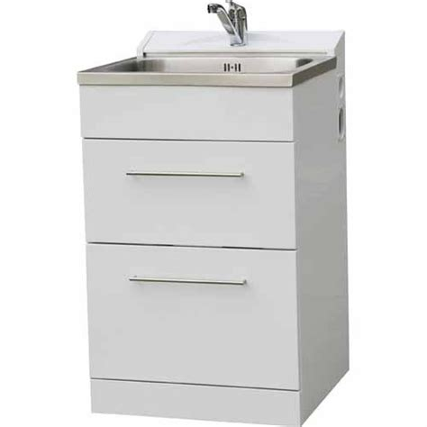 wash clothes in bathtub nouveau laundry tub 2 drawer soft close laundry tubs taps mitre 10