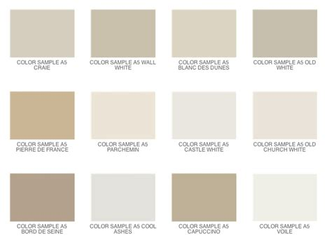 neutral living room colors shades of nature charts and inspiration