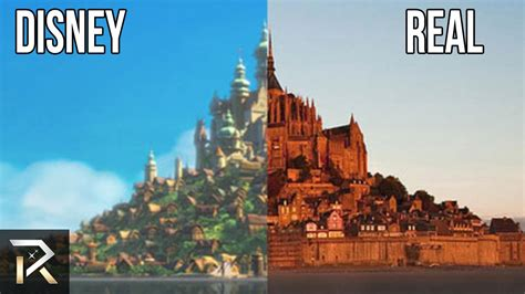 fantasy film locations 10 popular disney movie locations that actually exist in