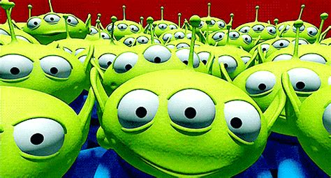 Toy Story Aliens Meme - the mofo top 100 animated films the countdown movie forums