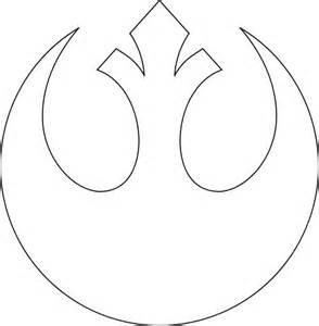Wars Rebel Symbol Outline by Wars Svg 500px Whitestarbird Svg Png Rebel Boys Birthday Ideas