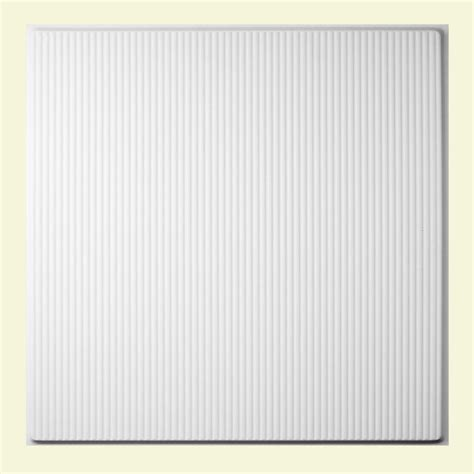 Genesis 2 Ft X 2 Ft Contour Pro Revealed Edge Lay In Lay In Ceiling Tile
