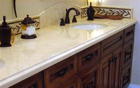 Crema Marfil Countertop by Index Www Porcelaintileusa
