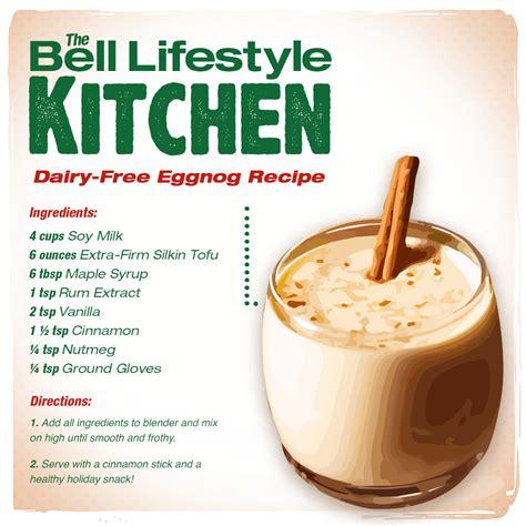 eggnog recipe dairy free eggnog recipe