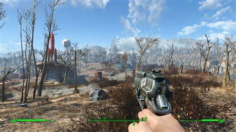ultra low graphics vs fallout 4 13 fallout 4 pc gameplay screenshots at ultra setting leaked