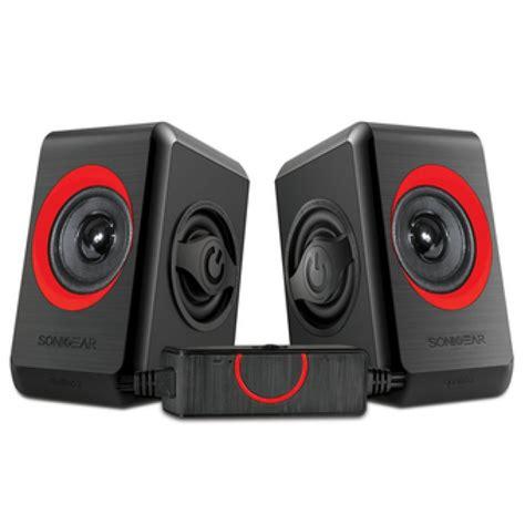 Sonicgear Speakers Quatro 2 Hijau speaker sonic gear quatro 2