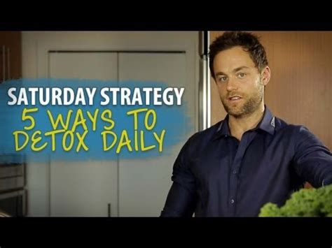 Drew Canole 5 Day Detox by 5 Ways To Detox Daily Juicing Recipe Zdravv Ru