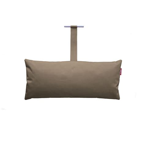 coussin fatboy coussin headdemock de fatboy taupe