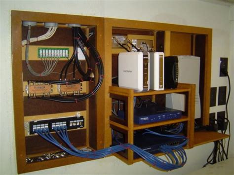 home network cabinet design 17 best images about home structured wiring on pinterest