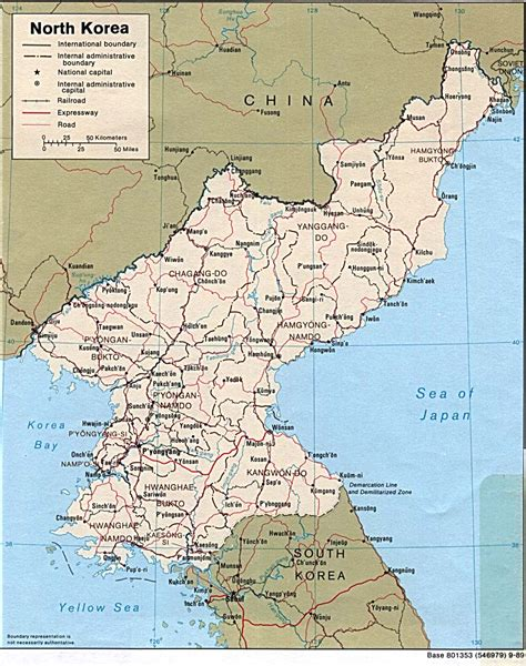 north korea nationmaster maps of korea north 7 in total
